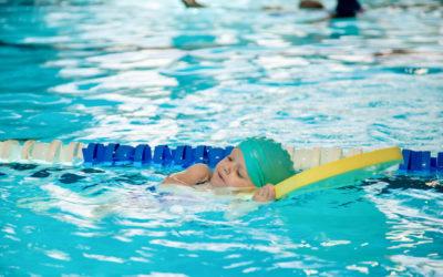 Stage de natation découverte automne 2020